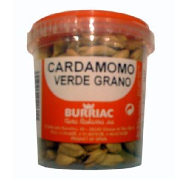 CARDAMOMO VERDE EN GRANO - BURRIAC