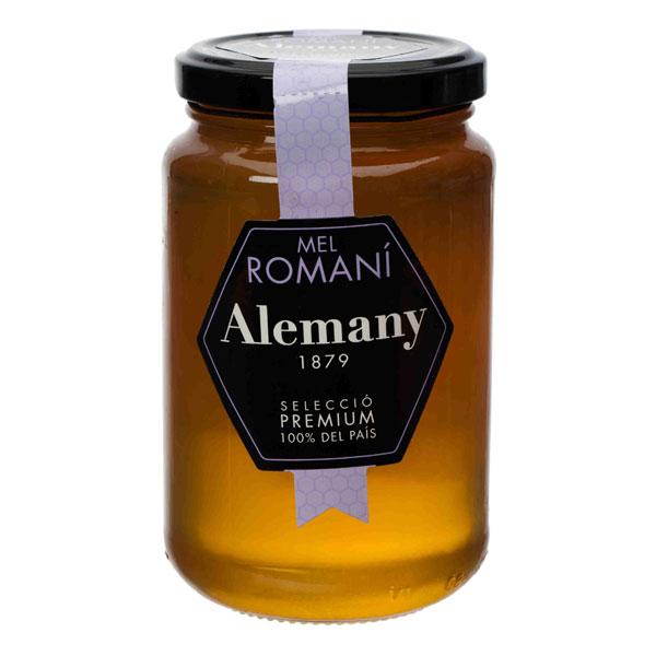 MIEL DE ROMERO ARTESANAL DEL GARRAF - ALEMANY