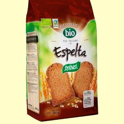 PANES TOSTADOS DE ESPELTA - SANTIVERI