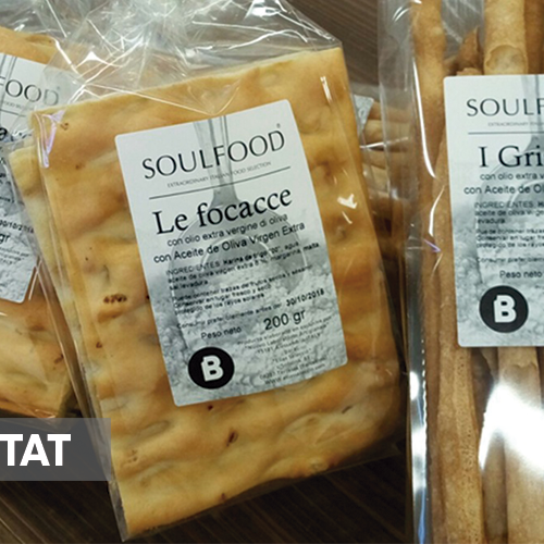 SNACK LE FOCACCE - SOULFOOD